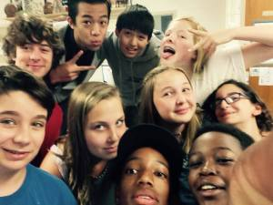 7th Grade Advisees 2014